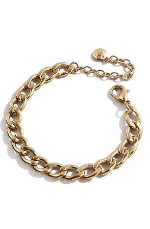 BaubleBar Curb Chain Bracelet | Nordstrom