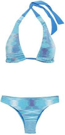 Mare Mare Crochet-knit Triangle Bikini