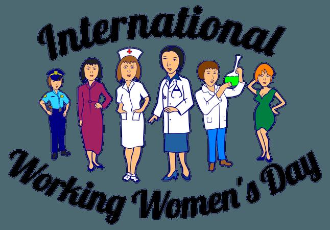international working women's day - Google Search