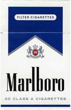 marlboro blue
