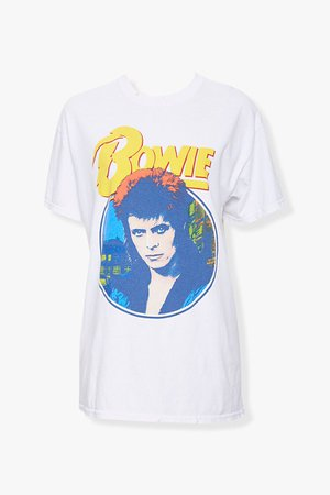 David Bowie Graphic Tee | Forever 21