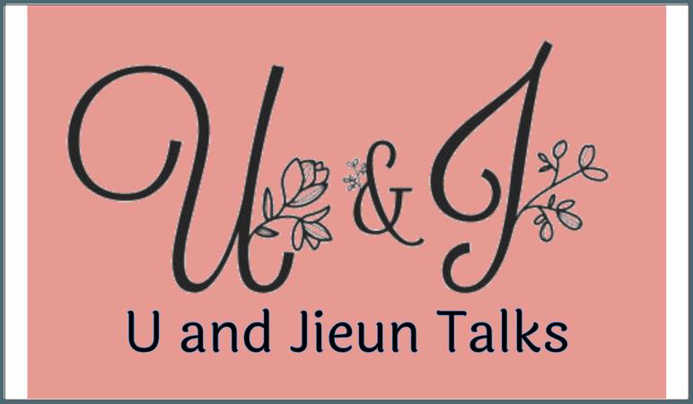 'U and Jieun Talks S1' official logo