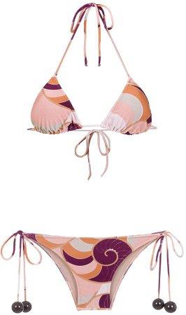 Nautilus bikini set