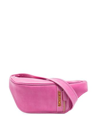Jacquemus La Banane Leather Belt Bag - Farfetch