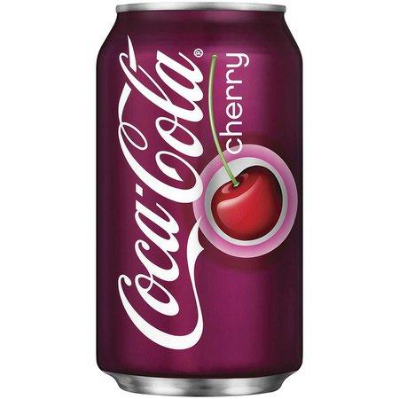 Cherry Coke (Soda)