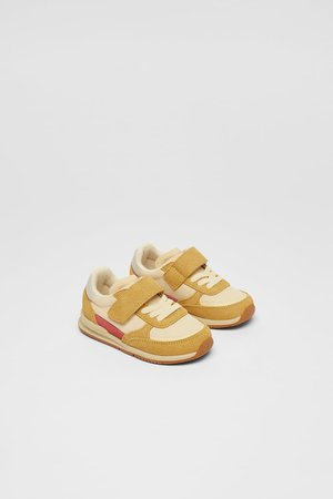 COMBINATION SNEAKERS | ZARA United States
