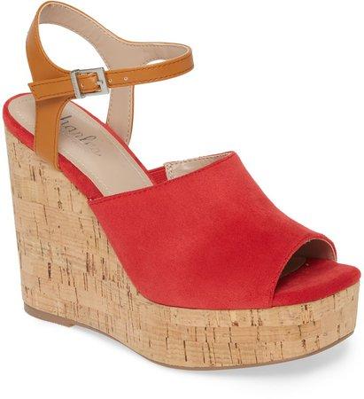 Dory Platform Sandal