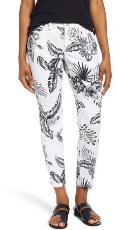 Moda Moderna Cotton Blend Pants