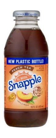 peach Snapple