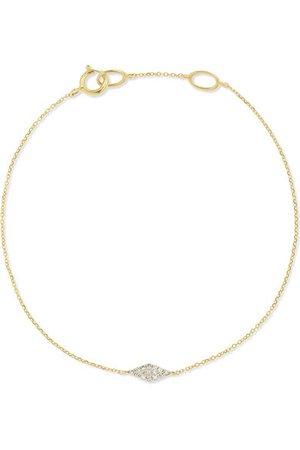 STONE AND STRAND | Bracelet en or 14 carats et diamants | NET-A-PORTER.COM