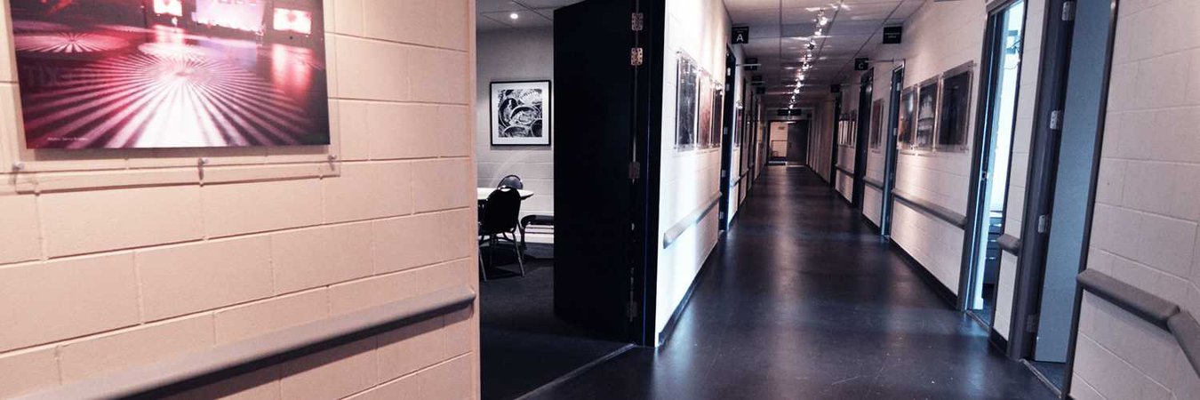 Spark Arena - Backstage Facilities