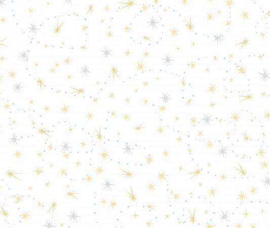 Fairy Dust Silver & Gold Aida - Sew It All