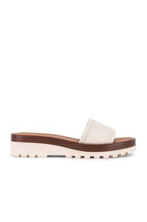 Colorblock Sandal