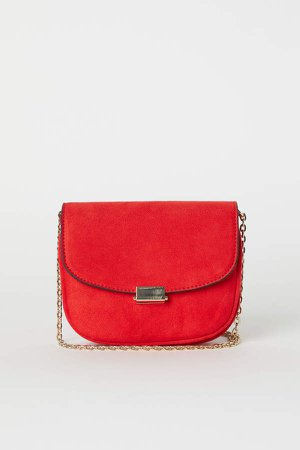 Small Shoulder Bag - Red