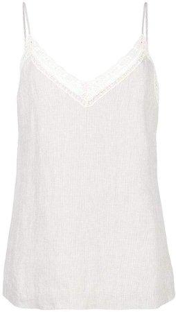 Capri camisole blouse