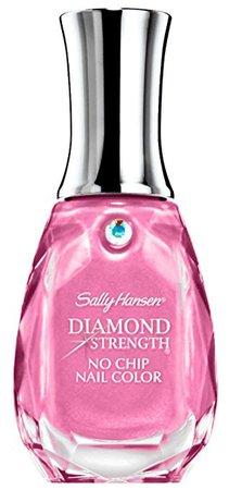 Sally Hansen Diamond Strength No Chip Nail Polish, Pink Promise