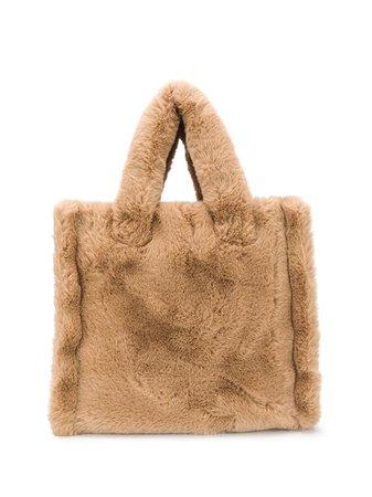 STAND STUDIO Textured Tote Bag - Farfetch