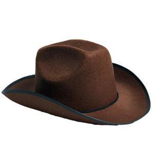 Brown Cowboy Hat – Century Novelty