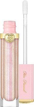 Too Faced Rich & Dazzling High-Shine Sparkling Lip Gloss | Ulta Beauty