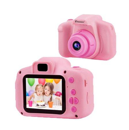 kawaii pink camera