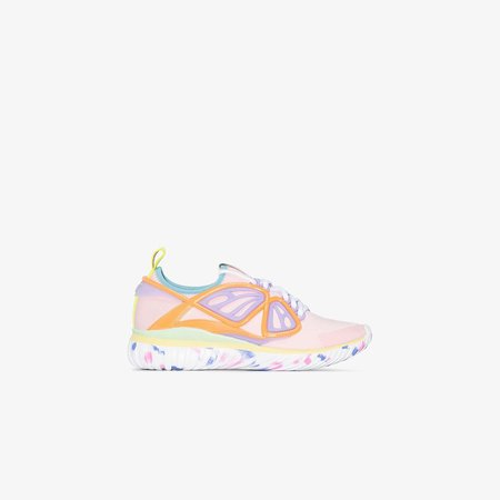 pink Fly-By low top sneakers