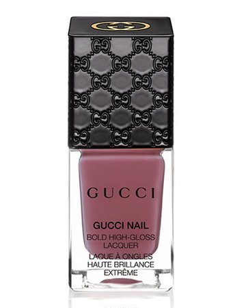 Gucci Bold High-Gloss Lacquer Sinful Blush