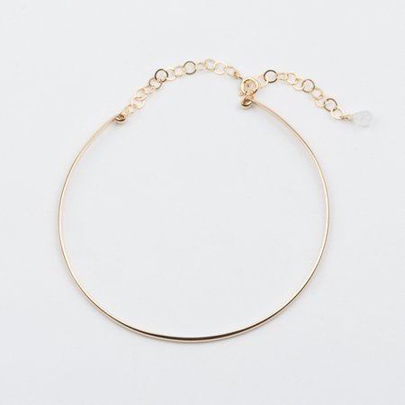 local eclectic | Gold Syd Choker