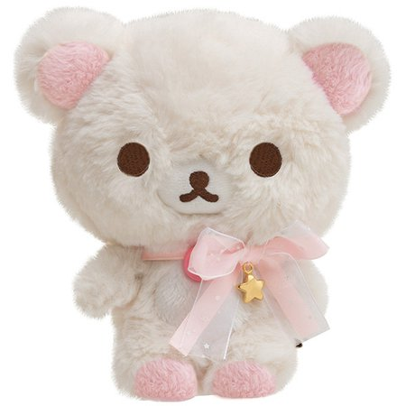 fairies exist — iheartrilakkuma: Rilakkuma Pajamas Party Plush