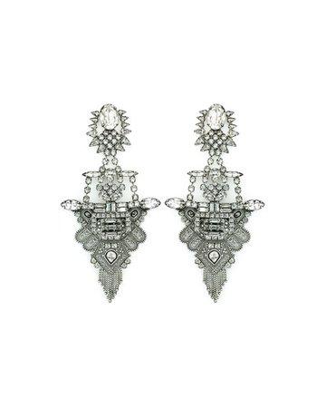Dylanex  Scarlett Crystal Earrings