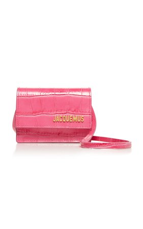 large_jacquemus-pink-le-bello-embossed-leather-bag.jpg (1598×2560)
