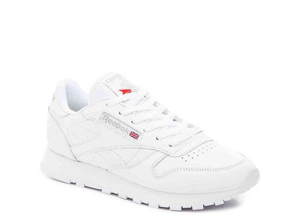 Reebok Classic Leather Sneaker - Women's Women's Shoes   DSW