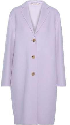 Avalon Double Oversized Wool And Cashmere-blend Coat