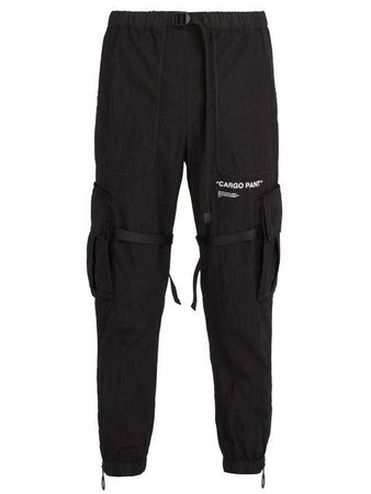 Parachute cargo trousers | Off-White | MATCHESFASHION.COM FR