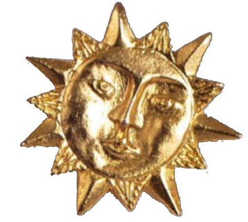 sun coin png