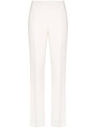 Helmut Lang Tailored Straight-Leg Trousers Ss20 | Farfetch.com