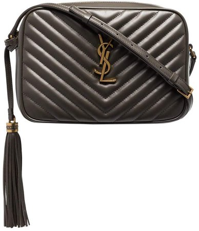 Lou quilted crossbody bag