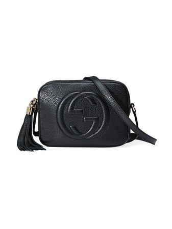 Gucci Soho Small Leather Disco Bag - Farfetch