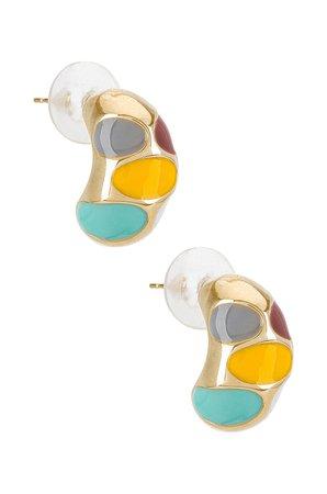 8 Other Reasons Valerie Earrings in Gold | REVOLVE