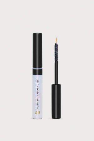 Glitter Mascara/Eyeliner - White