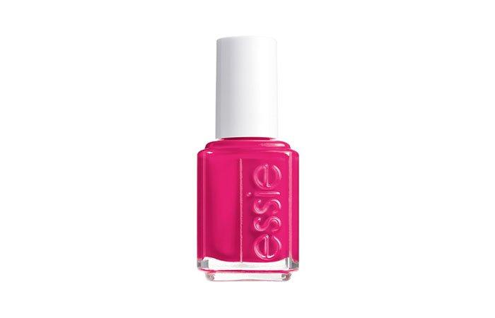 Nailpolish pink