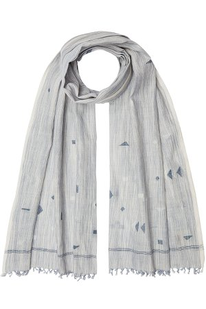 Cotton Scarf Gr. One Size