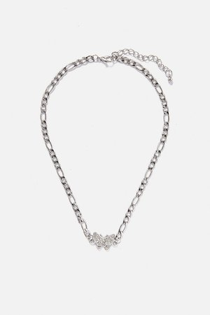 Flo Multi-Link Pendant Necklace – Adika