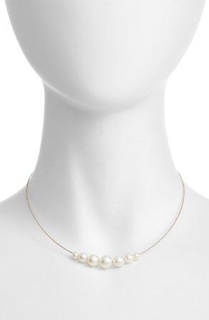 Poppy Finch Pearl Choker Necklace | Nordstrom