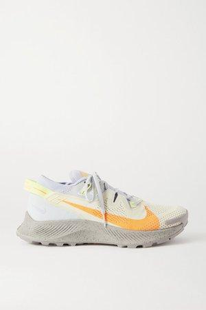 Pegasus Trail 2 Mesh Sneakers - Off-white