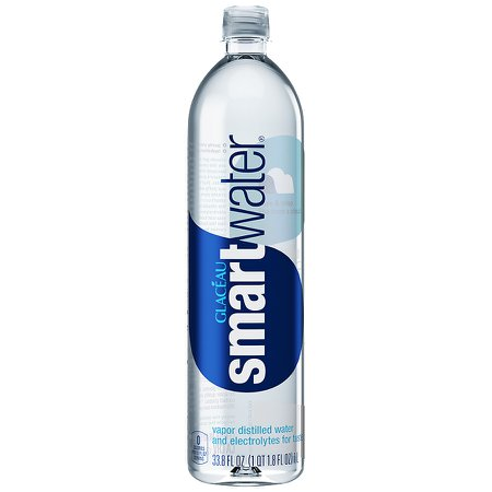 Glaceau Smartwater Vapor Distilled Water | Walgreens