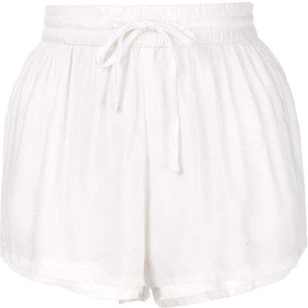 loose fit short shorts