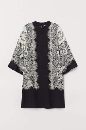 Viscose Dress - Black