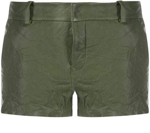 Zadig&Voltaire crumpled Simio shorts
