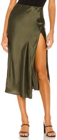 X REVOLVE Ludlow Skirt