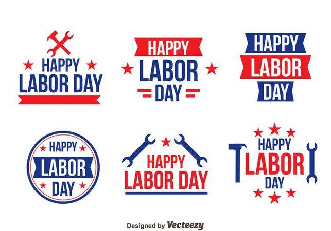 labor day logo - Google Search